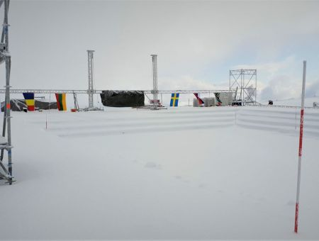 FIVB-CEV Snow Volleyball - Wagrain 2019 ©Revolution Rental