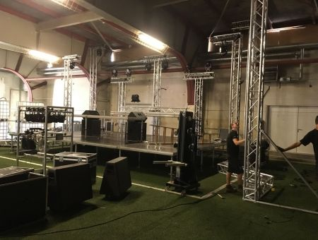 Rendering Echelon Open Air & Indoor Festival ©Revolution Rental